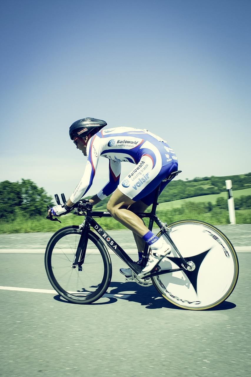 posizione sella ciclismo
