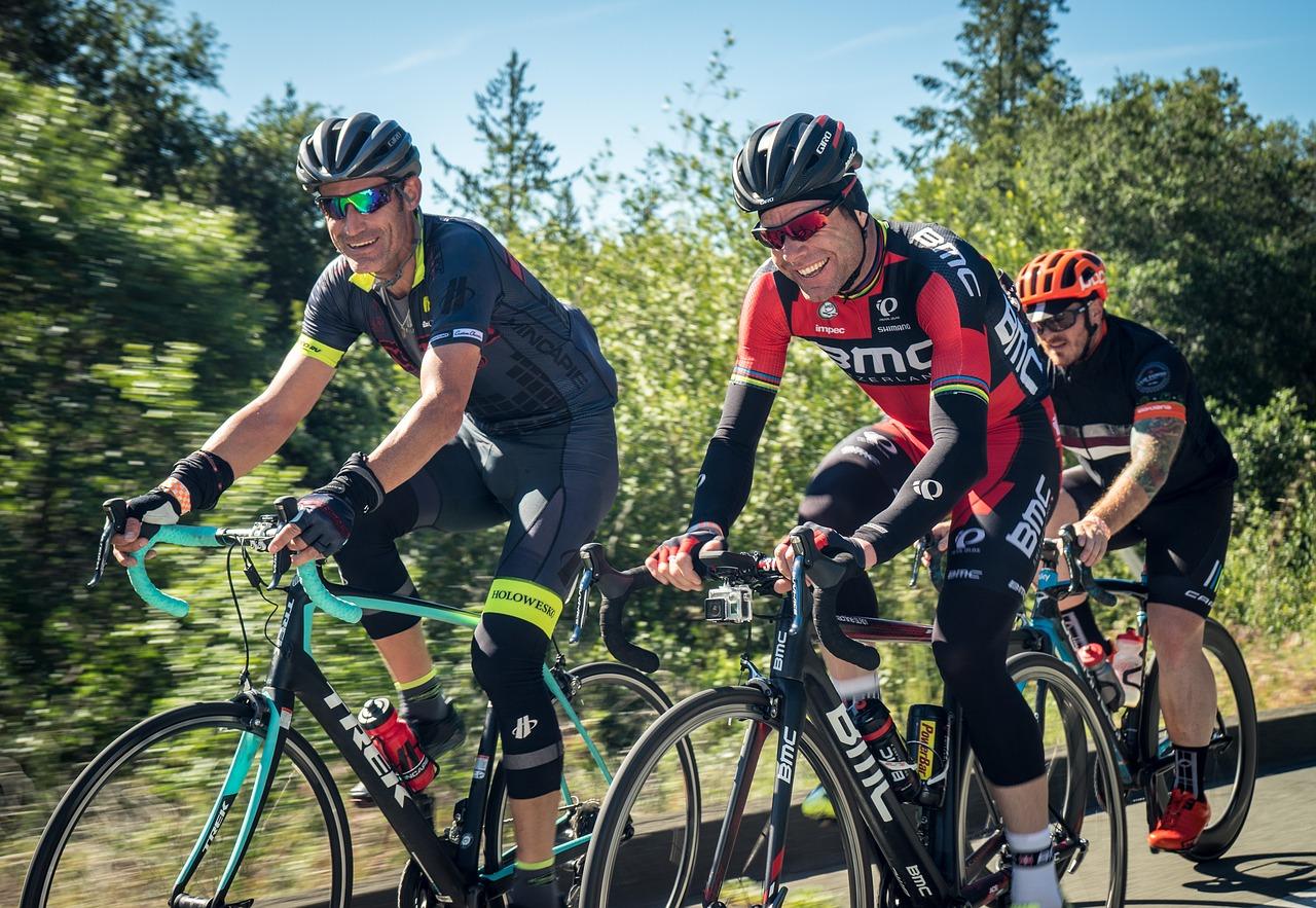 consigli allenamento ciclismo primavera